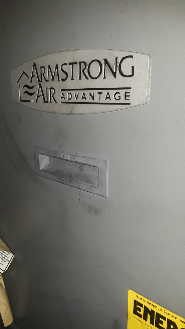 Fitchburg, MA - Clean and chwck Armstrong oil furnace