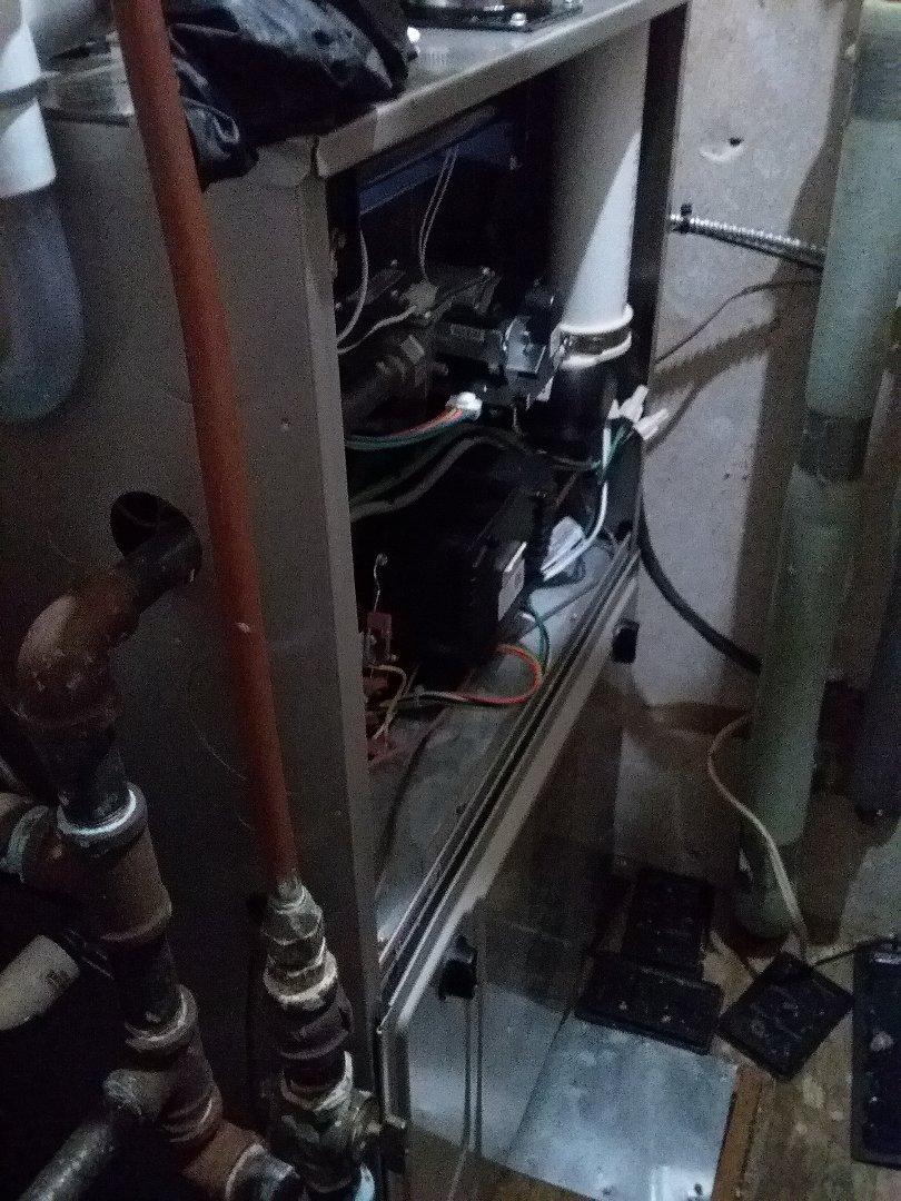 Grafton, MA - Service of a bryant propane furnace