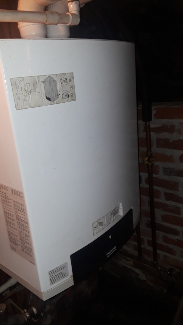Princeton, MA - Repair on a Buderus gas boiler
