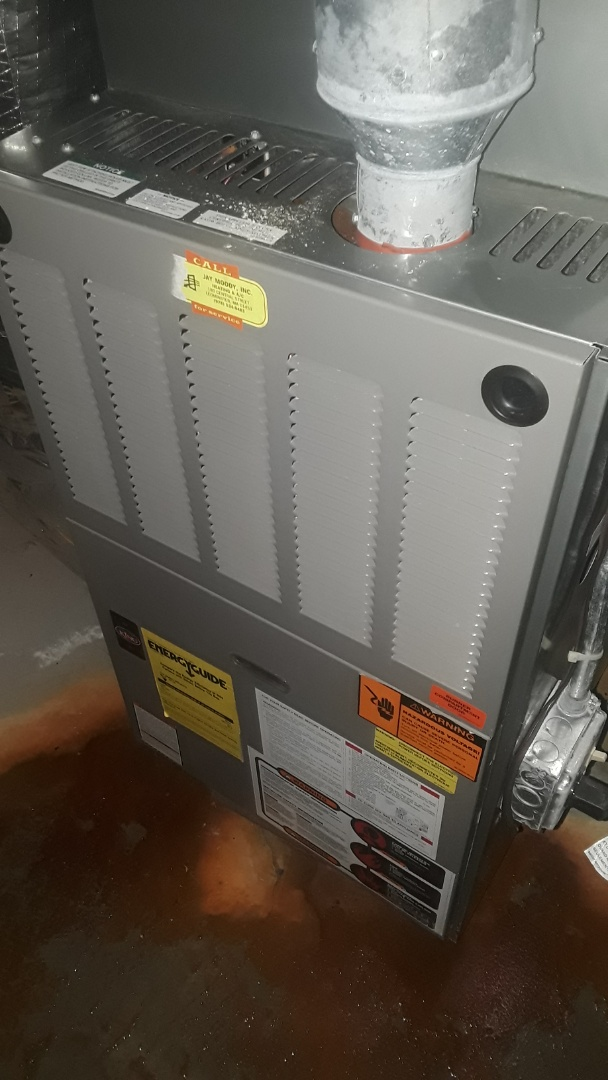 Fitchburg, MA - Repair on a Weather King AC Unit