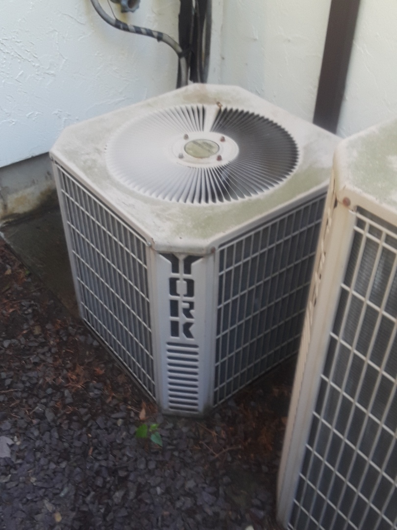 Westminster, MA - Repair on a York AC unit