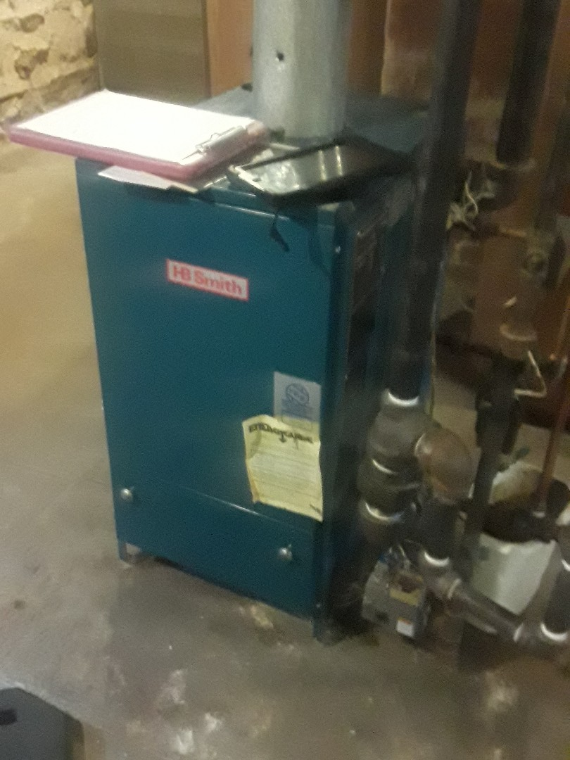 Worcester, MA - Clean and check HB Smith gas boiler