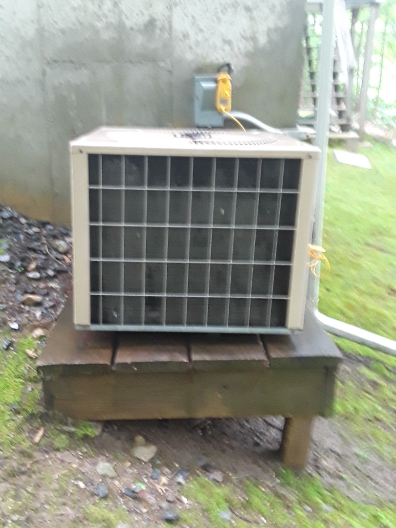 Clean and check Armstrong AC unit