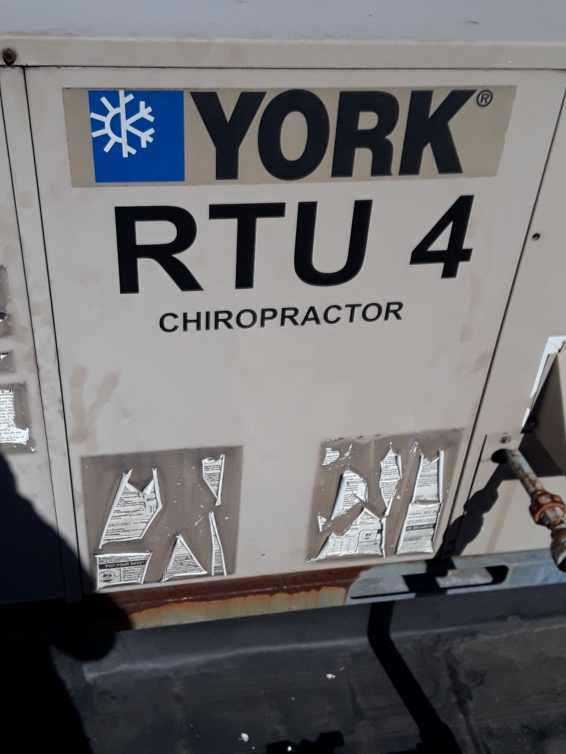 Leominster, MA - Repair on a York AC unit