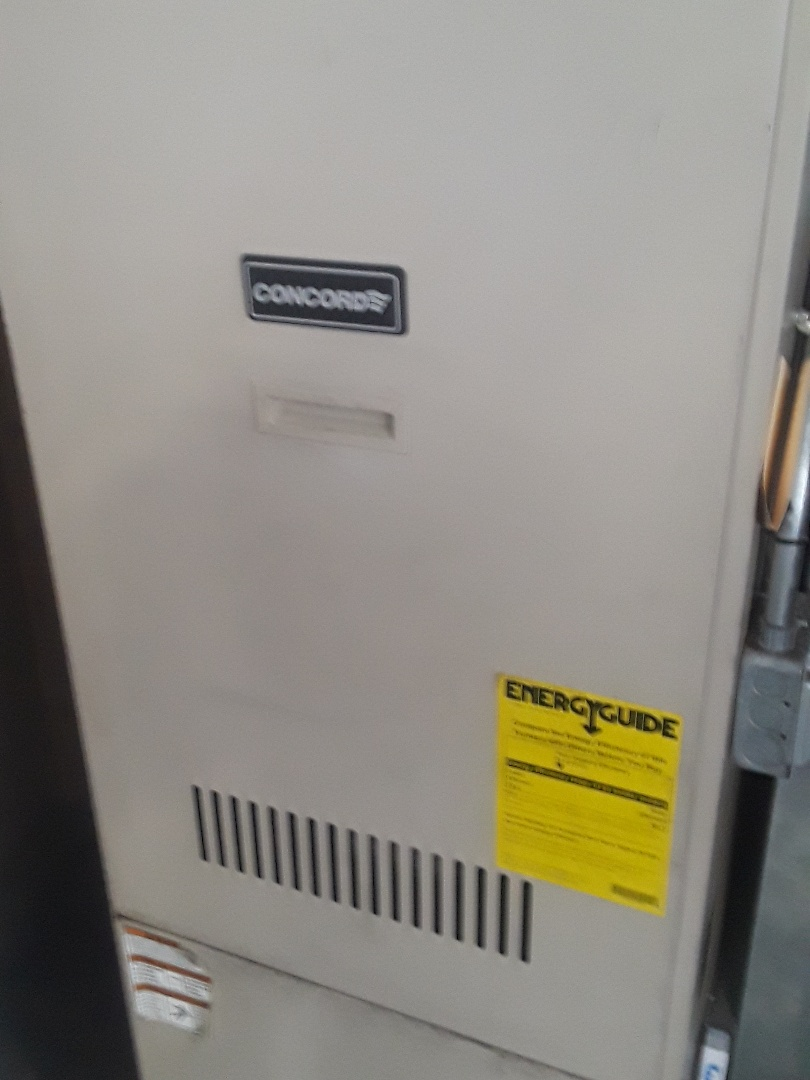 Southborough, MA - Clean and check Concord oil heating unit