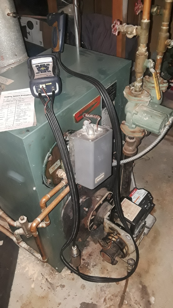 Clinton, MA - Clean and check Peerless oil heating unit