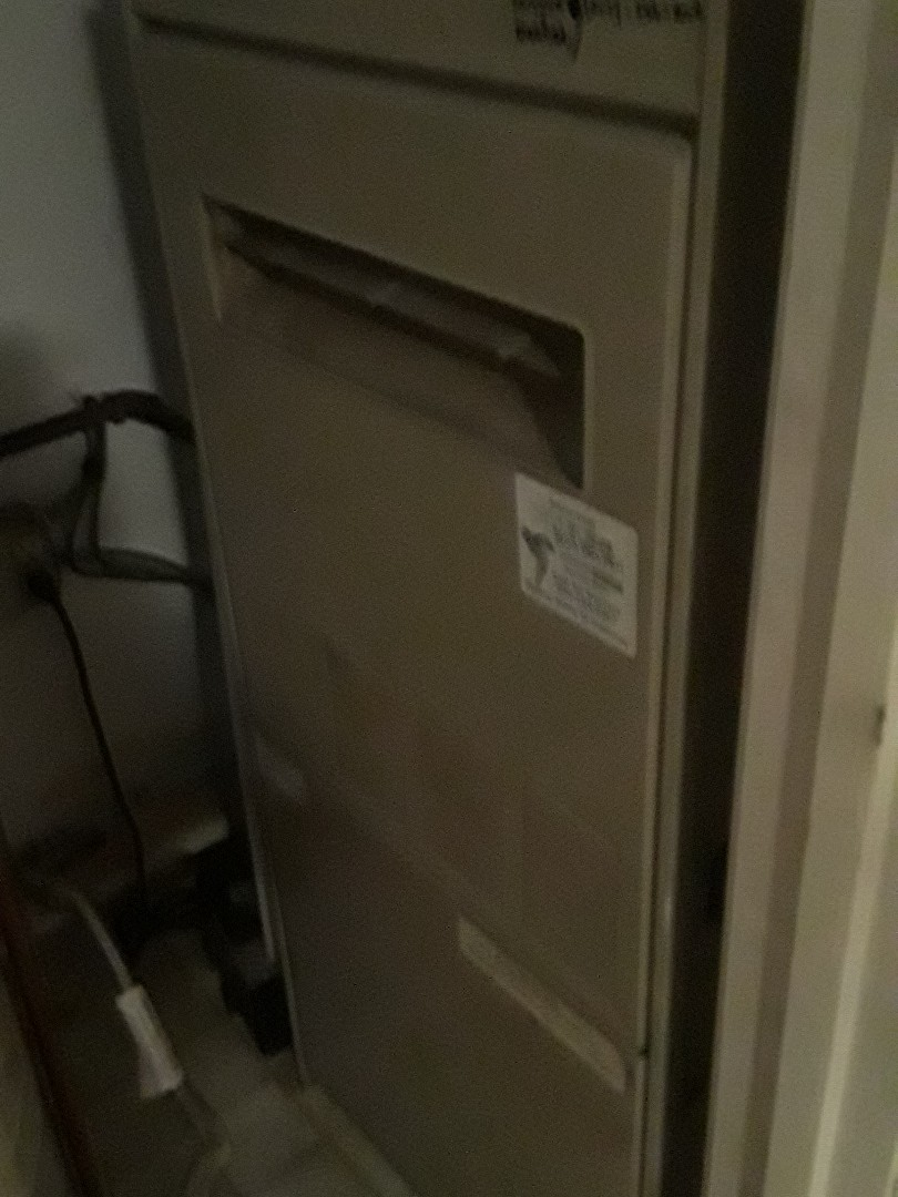 Clean and check Lennox Gas furnace