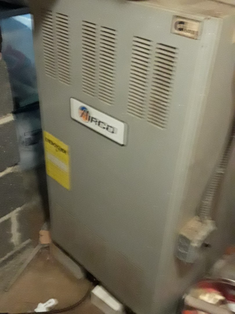 Leominster, MA - Clean and check Airco oil heating unit