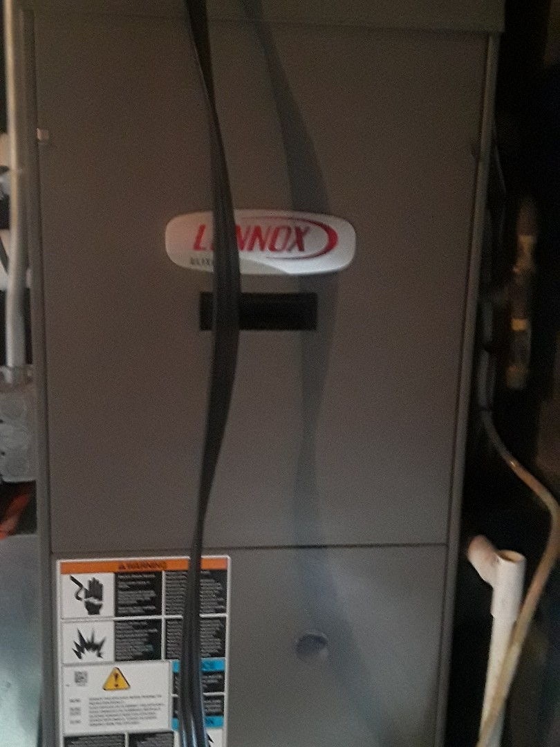 Leominster, MA - Clean and check Lennox Gas heating unit