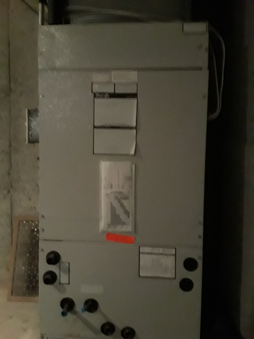 Westminster, MA - Repait on a First Company air handler