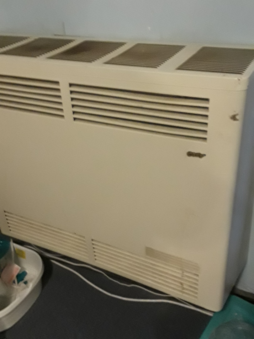 Fitchburg, MA - Repair on a Cozy gas room heater