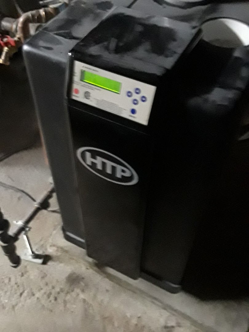 Worcester, MA - Repair on a HTP gas boiler