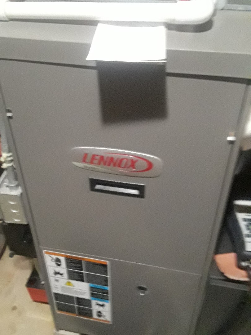 Worcester, MA - Clean and check Lennox gas heating unit