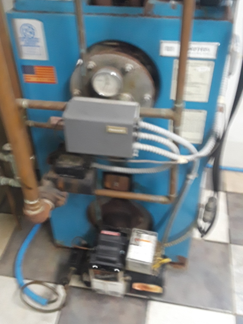 Worcester, MA - Clean and check Thermo Dynamics oul boiler
