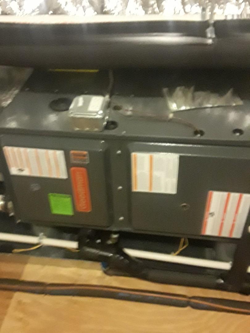 Southborough, MA - Repair on a Goodman gas Furnace