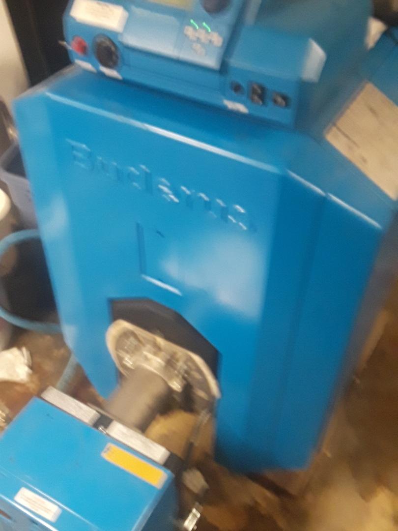 Acton, MA - Repair on a Buderus oil boiler