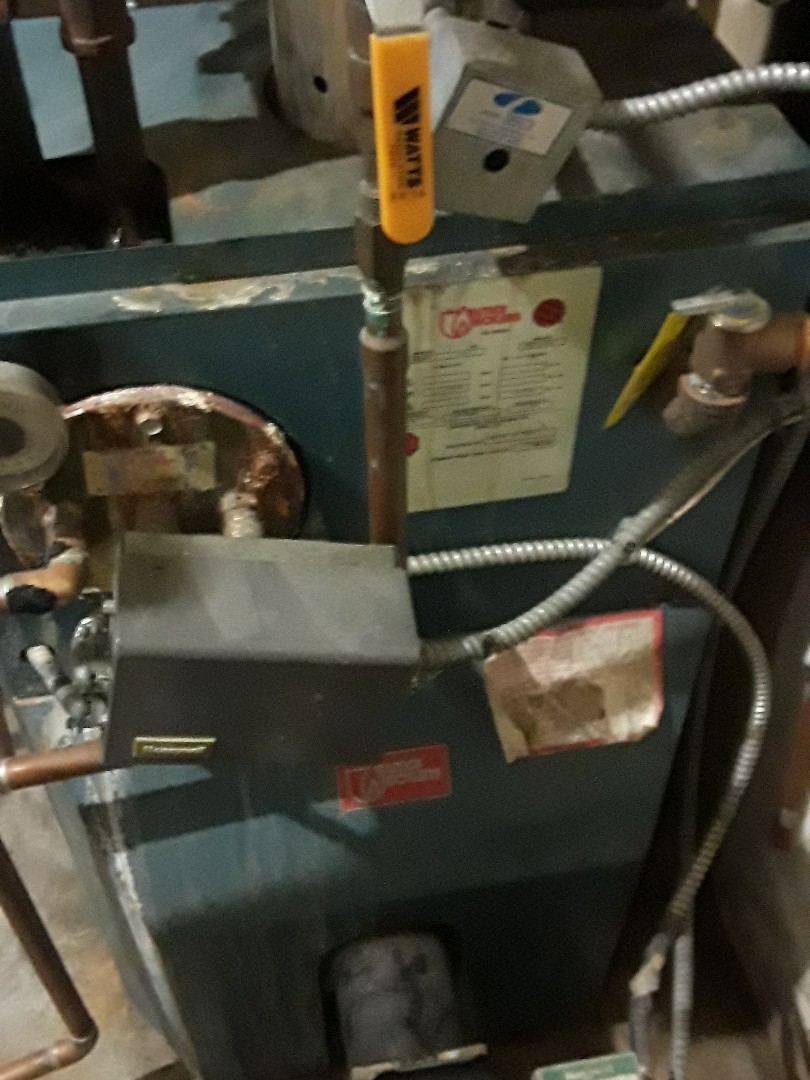 Leominster, MA - Clean and check Utica oil boiler