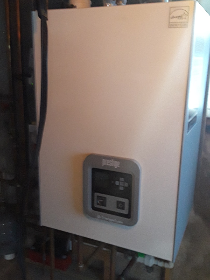 Leominster, MA - Clean and check Triangletube gas boiler