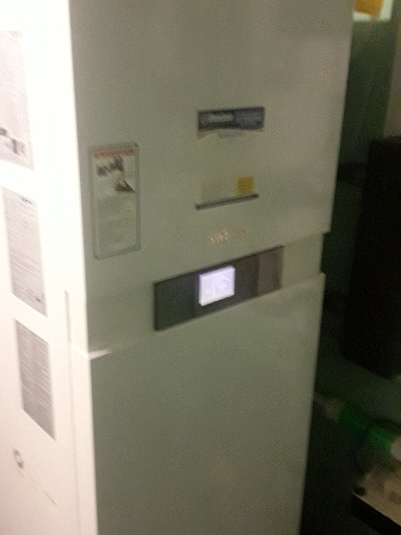 Spencer, MA - Clean and check Viessmann gas boiler