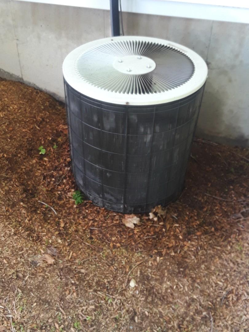 Marlborough, MA - Clean and check Comfort maker AC unit