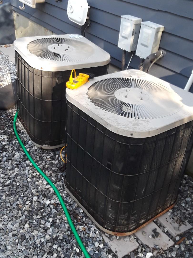Northborough, MA - Repair on Goodman AC units