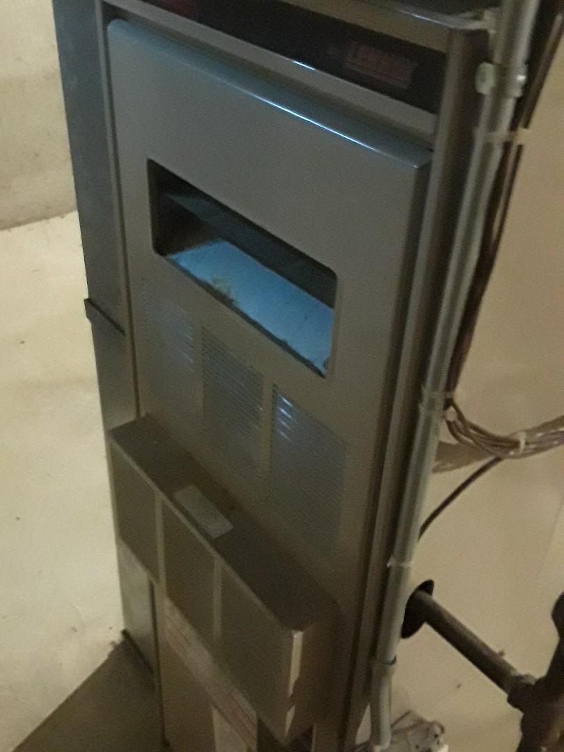 Grafton, MA - Repair on a Lennox Gas heating unit