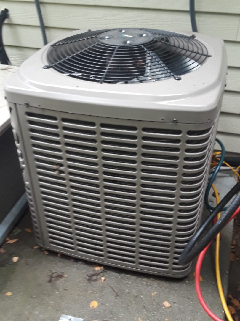 Holden, MA - Repair on a York AC unit