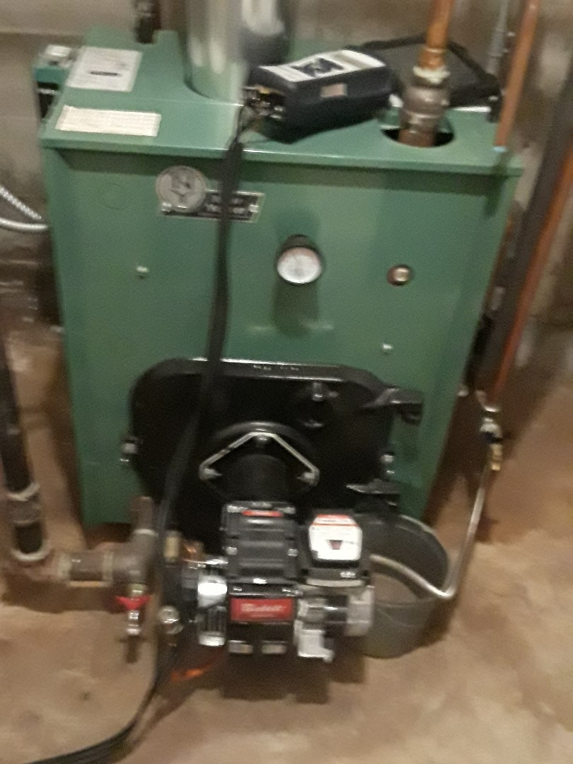 Fitchburg, MA - Clean and check New Yorker oil boiler