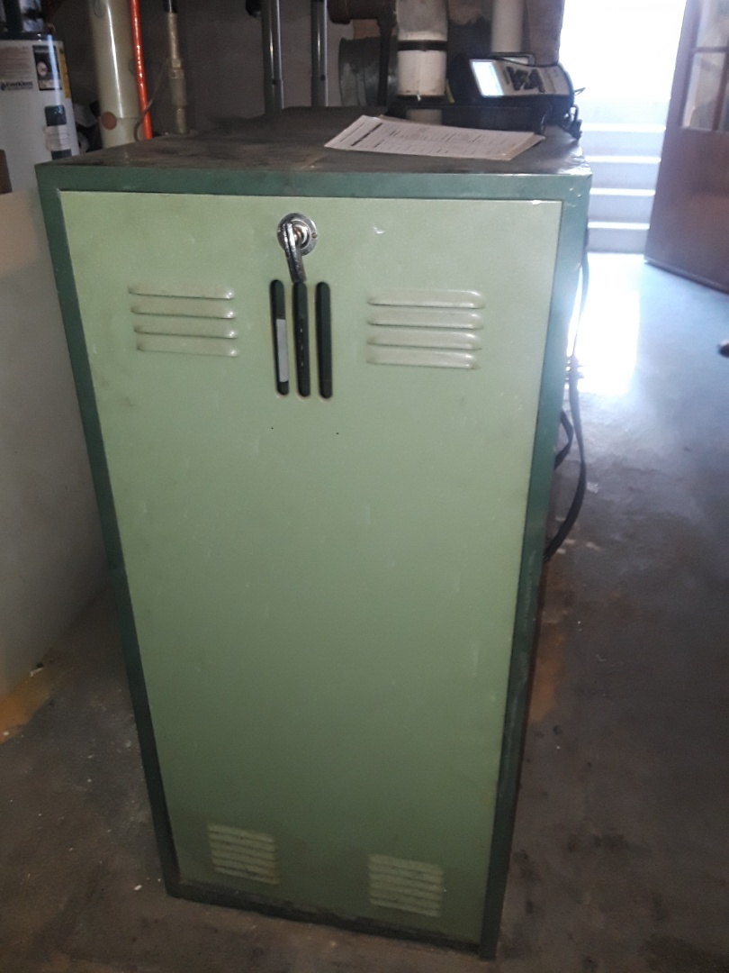Leominster, MA - Clean and check Williamson oil heating unit