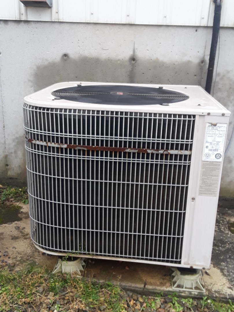 Spencer, MA - Clean and check Lennox AC unit