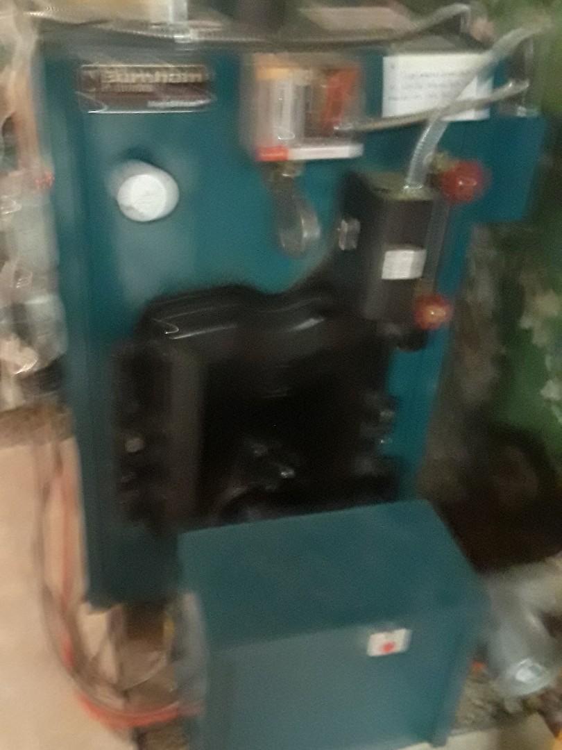 Holden, MA - Clean and check Burnham Oil boiler