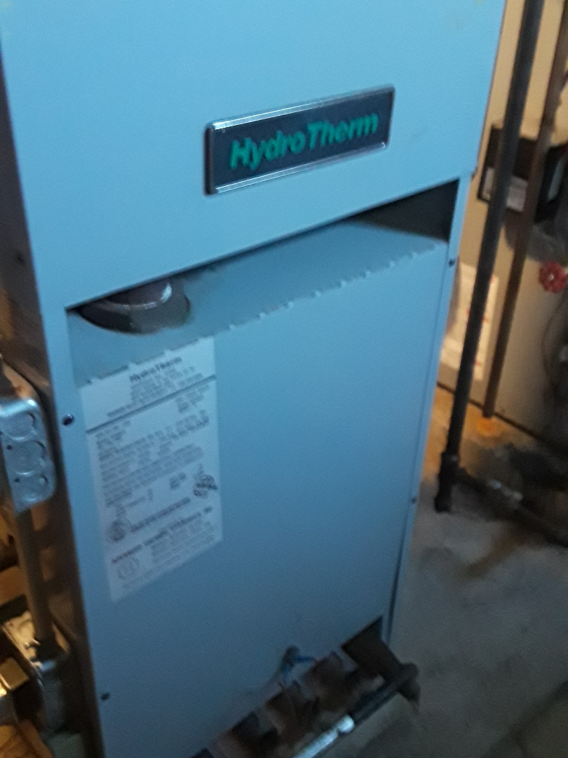 West Boylston, MA - Clean and checkn Hydro Therm gas steam boilers