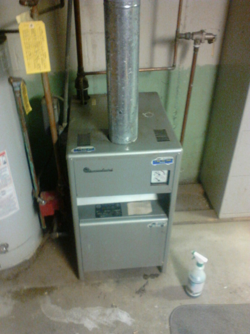 Ashland, MA - Maintenance on American standard boiler g 25dpt