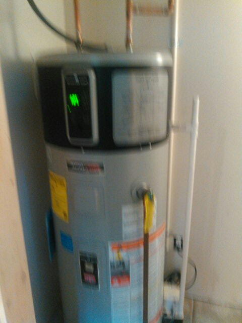 Brimfield, MA - Install hybrid hot water heater