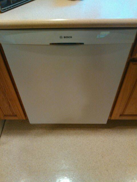 Bolton, MA - Installing a dishwasher