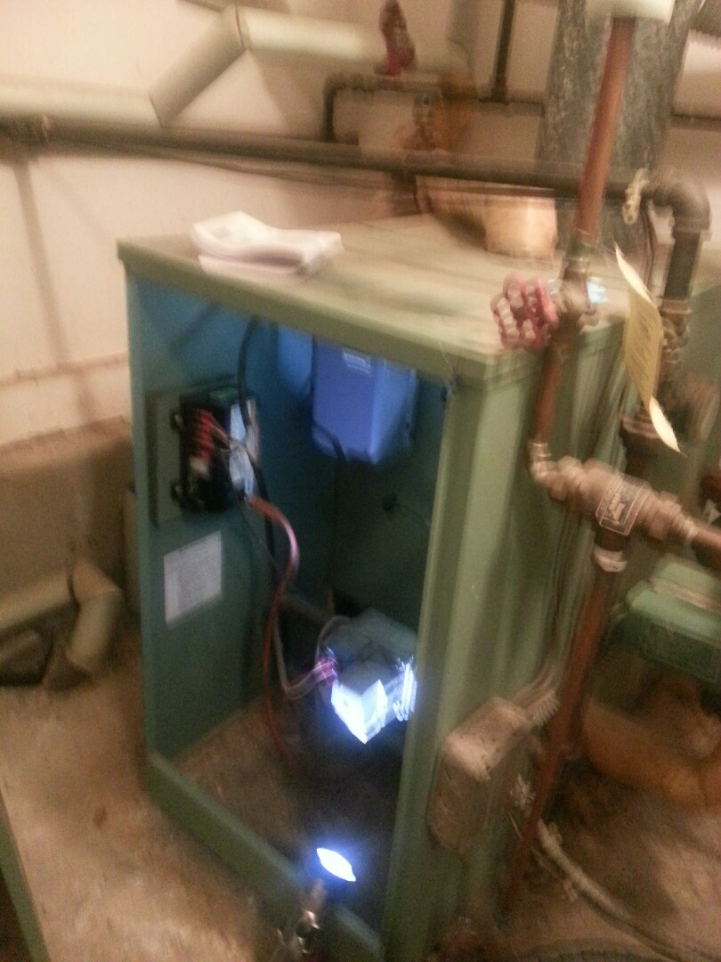 Marlborough, MA - Maintenance on a peerless boiler mmw-145a-wc-1