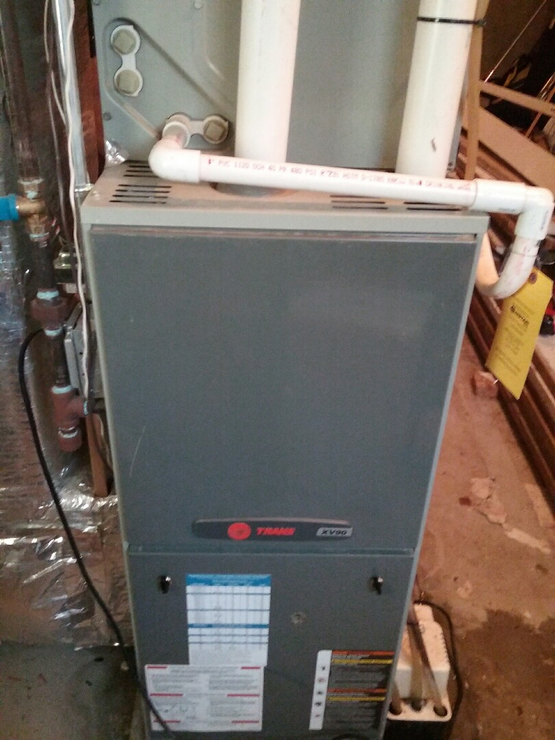 Westborough, MA - Fixed condensate pump and repaired wires.