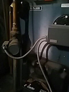 Holden, MA - Clean and check Weil Mclain oil boiler