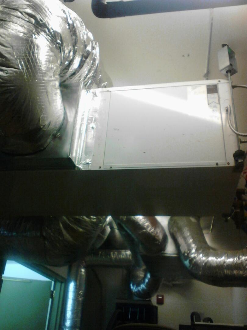 Leominster, MA - Repairs to a waterfurnace geothermal heat pump model  po22erooonbdssa