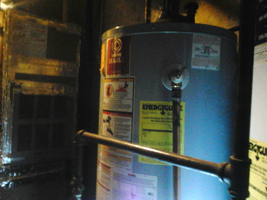 Fitchburg, MA - State water heater replacement gs640ybrs