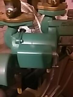 Westborough, MA - Replacing Taco circulator pump