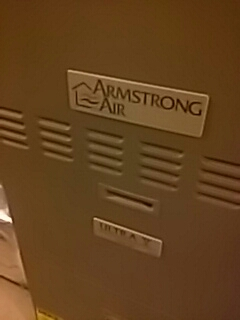 Milford, MA - Clean and check Armstrong A/C system