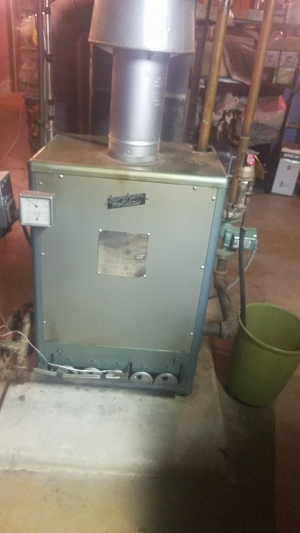 Worcester, MA - Service a burnham gas boiler