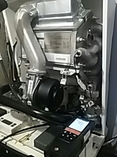 Grafton, MA - Heat repair on Buderus boiler