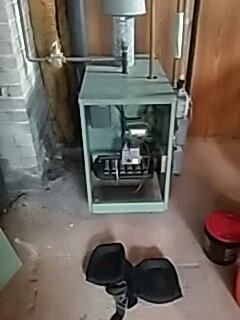 Worcester, MA - Clean and check Peerless gas boiler