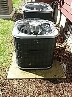 Grafton, MA - Clean and check ac Aire Flo systems