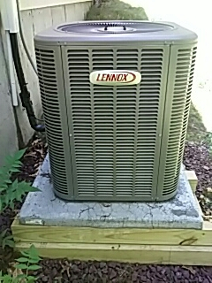 Acton, MA - Lennox unit ac repair