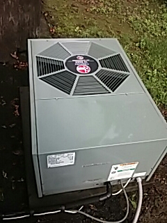 Leominster, MA - Clean and check Rheem gas and ac units