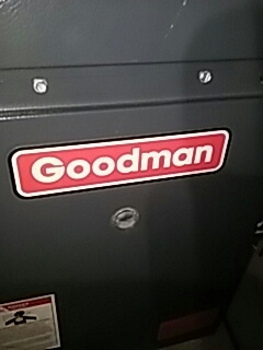 Fitchburg, MA - Clean and check Goodman A C and heating systems