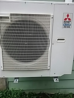 Spencer, MA - Clean and check Mitsubishi mini split systems